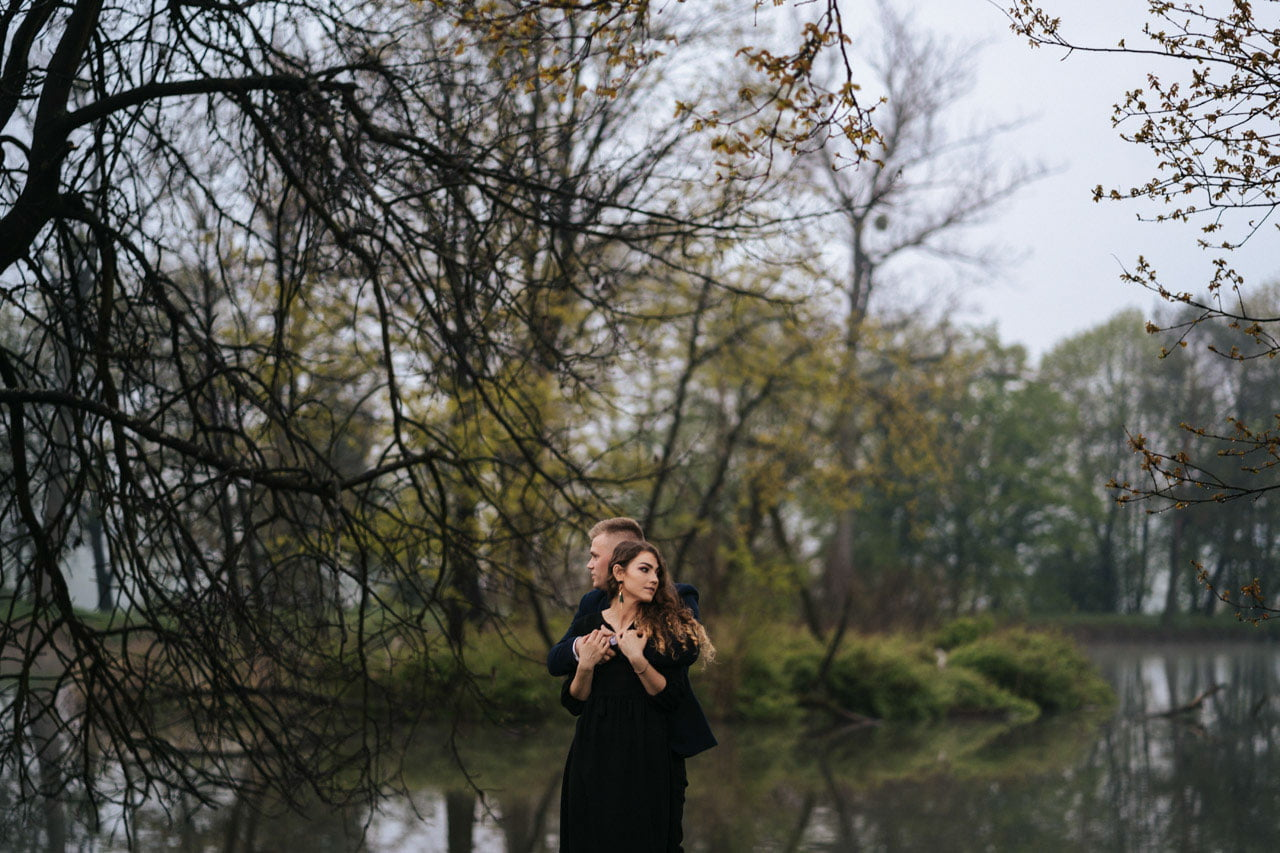 035 Narzeczenska sesja wiosenna fotograf slubny tarnow