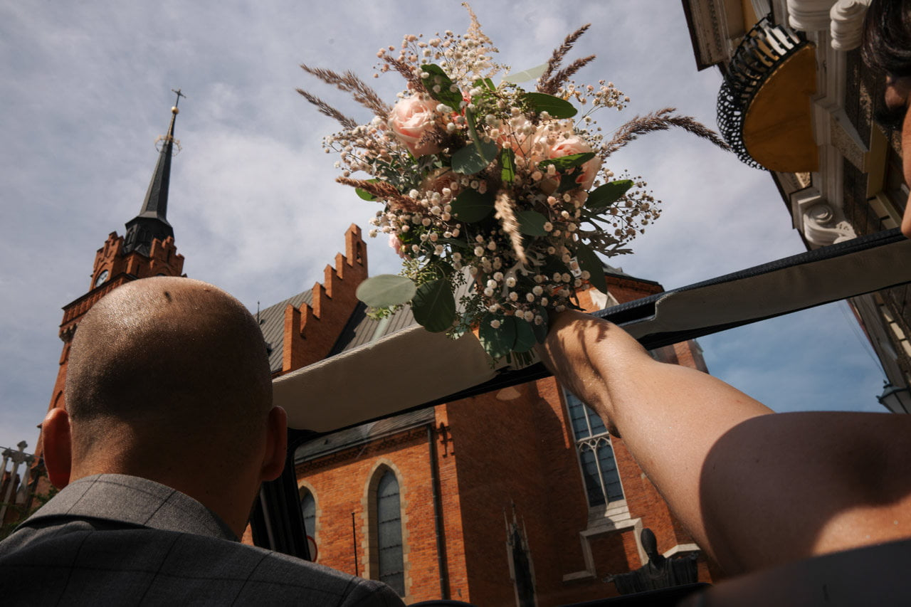 fotograf slubny tarnow katedra 14